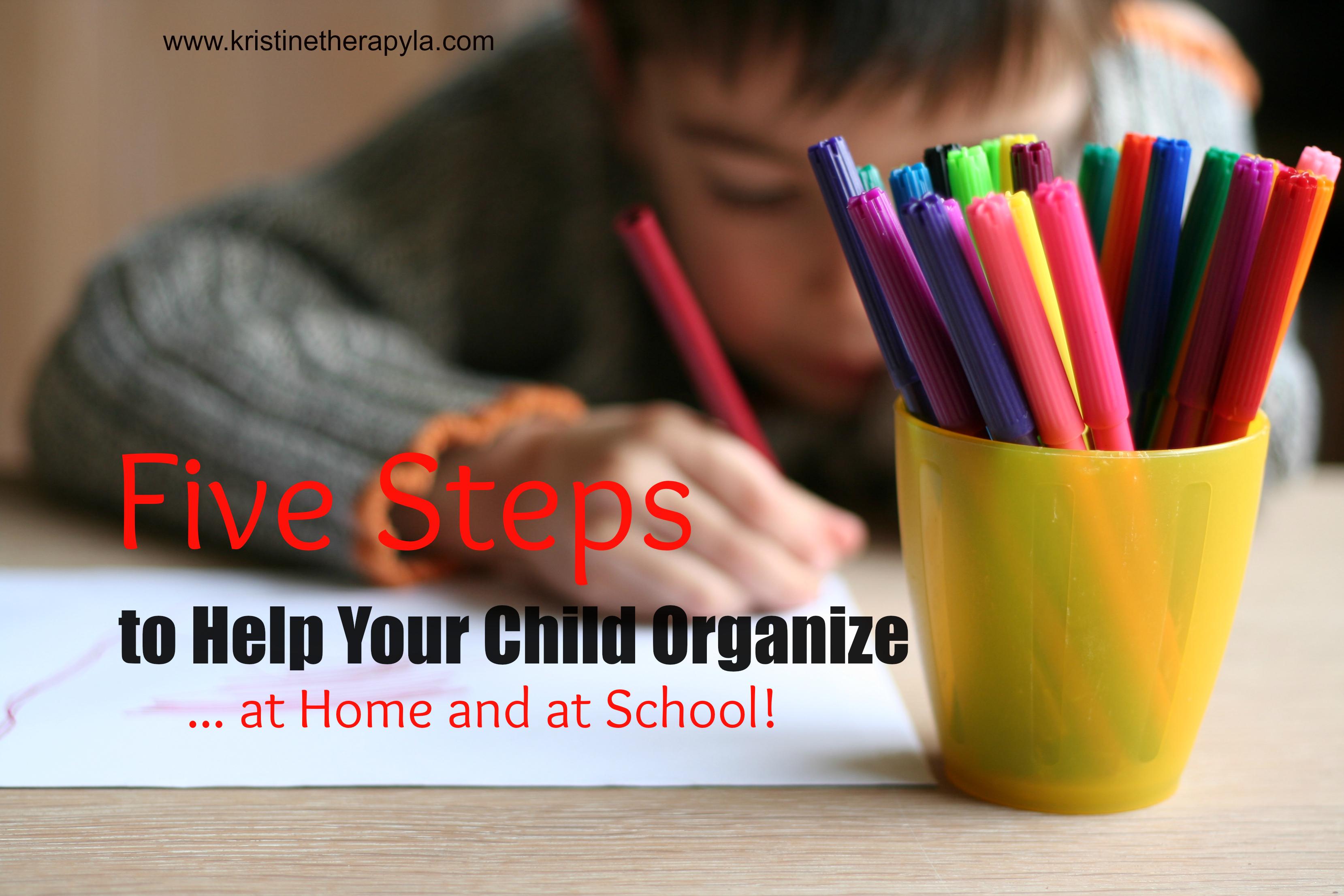 child organize