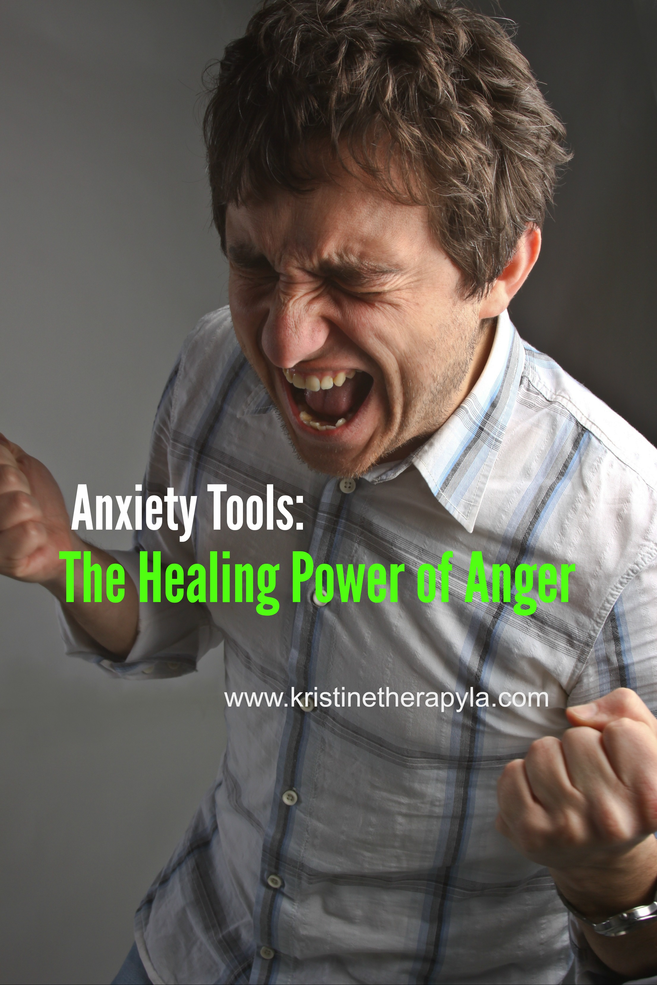anxiety anger