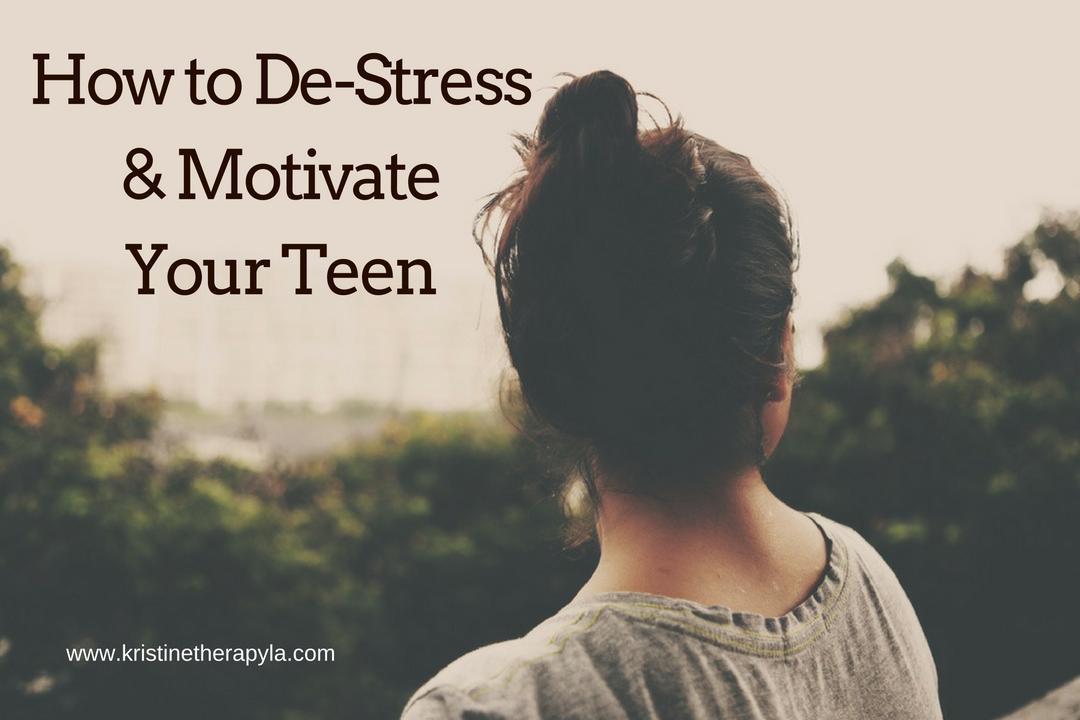 motivate teen