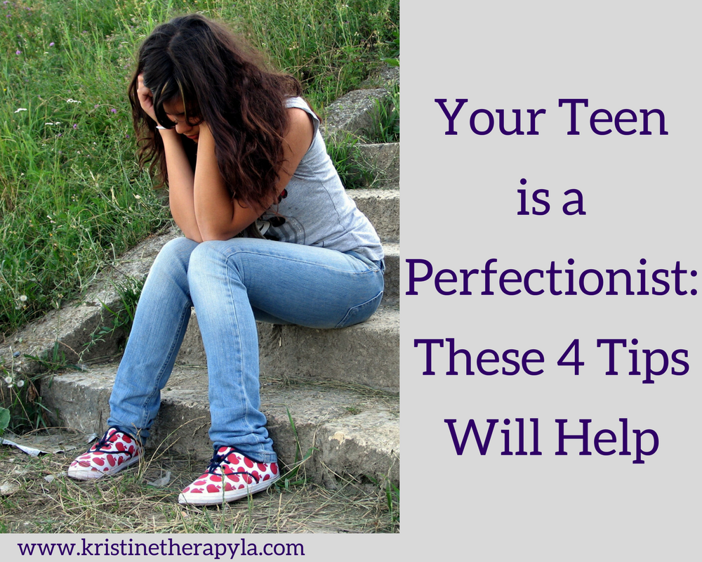 teen perfectionist
